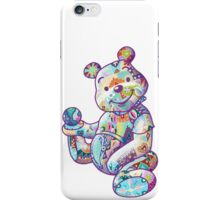 POOH - PATCHWORKS iPhone Case/Skin