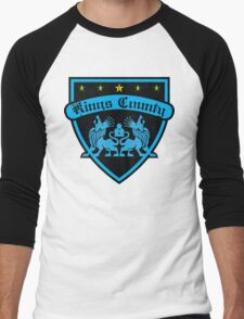 BKLYN KINGS COUNTY CREST Men's Baseball ¾ T-Shirt