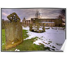 Bolton Abbey another view Poster