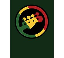 Wonderful Reggae Bass Photographic Print