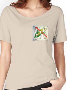 DONT PANIC BUY ORGANIC Women's Relaxed Fit T-Shirt