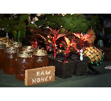 Raw Honey Photographic Print