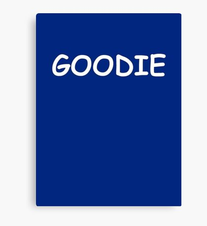 Goodie Canvas Print