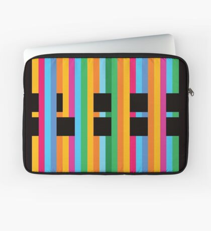 stripes Prints, Cards & Posters Laptop Sleeve