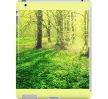 Forest Glow iPad Case/Skin