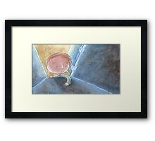 No more candy Framed Print