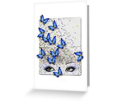 sometimes dreams escape... Greeting Card