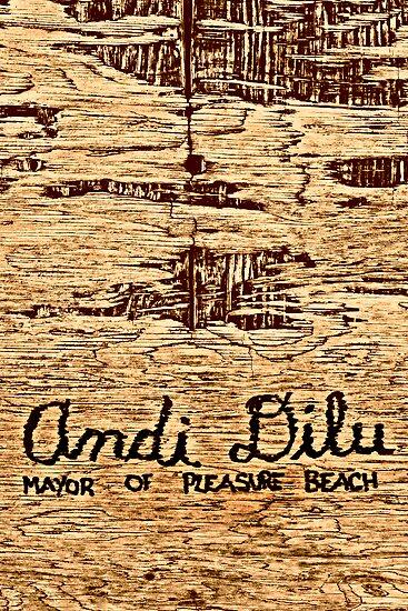 Mayor of Pleasure Beach by PolarityPhoto