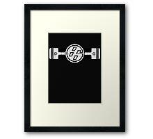 Toyota 86 Framed Print