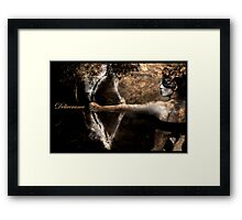 Prayer Warrior Framed Print