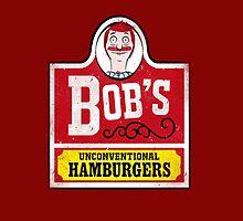 Unconventional Burgers by IdeasConPatatas
