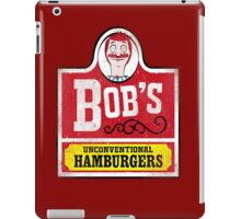 Unconventional Burgers iPad Case/Skin