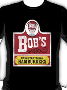 Unconventional Burgers T-Shirt