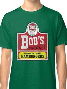 Unconventional Burgers Classic T-Shirt