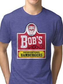 Unconventional Burgers Tri-blend T-Shirt