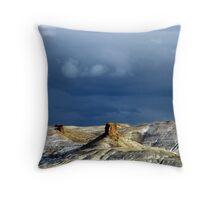 Western Wyoming Throw Pillow