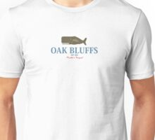 Oak Bluffs - Martha's Vineyard. Unisex T-Shirt