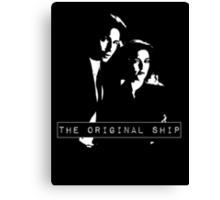 The Original Ship Canvas Print