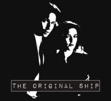 The Original Ship by lonegungrrly