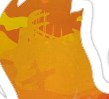 Link The Fire Sticker