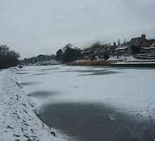 caledonian canal Inverness by margaretfraser