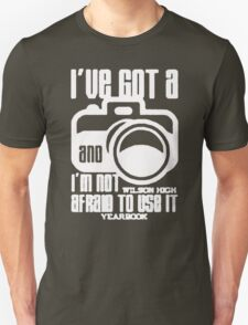 i have got a canon T-Shirt