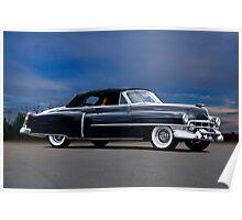 1953 Cadillac El Dorado Convertible II Poster