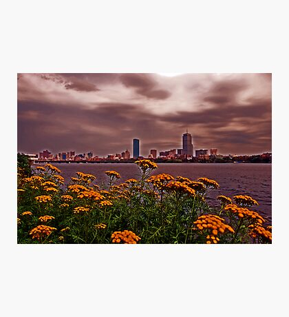 Lovely Boston Photographic Print