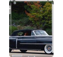 1953 Cadillac El Dorado Convertible I iPad Case/Skin