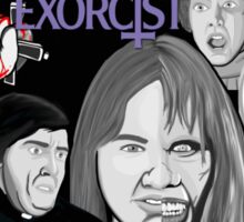 the Exorcist Sticker
