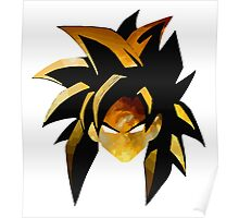 Super Saiyan 4 Goku Poster