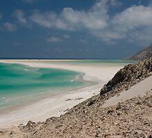 Qalansiya beach - Yemen by Lisa Germany