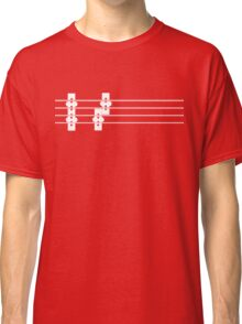 Pickup the bass Classic T-Shirt