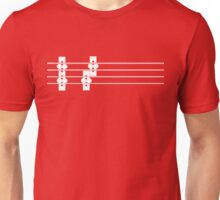 Pickup the bass Unisex T-Shirt