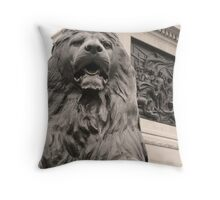 Leicester Square , London Throw Pillow