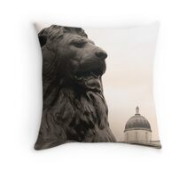 Leicester Square , London II Throw Pillow