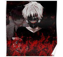 Kaneki Ken Tokyo Ghoul CP Poster