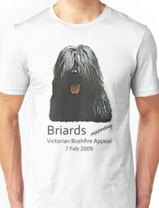 Black Briards supporting Bushfire Relief T-Shirt