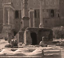 The Roman Forum, Rome by Remine