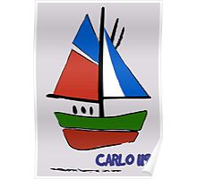 Carlo 119 Poster