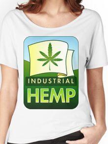 Grow More Hemp... Women's Relaxed Fit T-Shirt