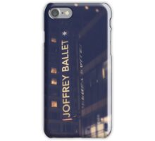 Joffrey Ballet 3 iPhone Case/Skin