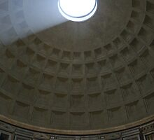 The Pantheon, Rome III by Remine