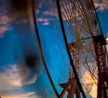 The Ferris Wheel of death ahhhhhhhhhhhhhhhhhhhhhhhhhhhh by David Petranker