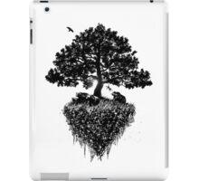 Black tree iPad Case/Skin
