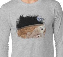 polar bears earth Long Sleeve T-Shirt