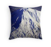 Mount Adams Throw Pillow