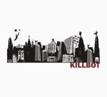Killbot City by KillbotClothing