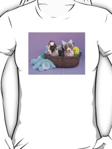 Easter Puppies T-Shirt