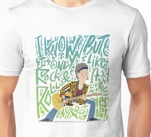 Guitar Heroes - Keith Ricahrds Unisex T-Shirt